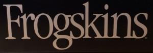フロッグスキン ロゴ
